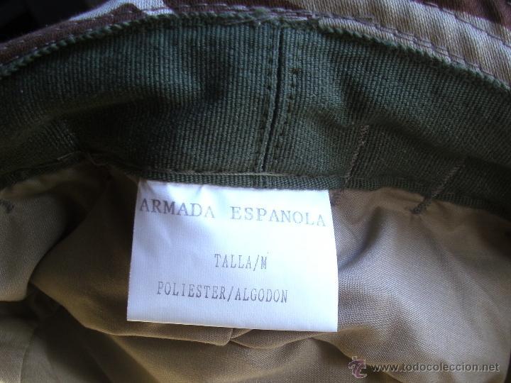 Militaria: Etiqueta: talla, fabricante, composición. - Foto 4 - 204607436