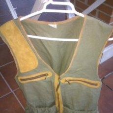 Militaria: CHALECO DE CAZA DE SERRAJE,CORSAN.TALLA 3.. Lote 47419600
