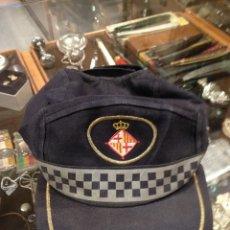 Militaria: GORRA DE LA POLICIA MUNICIPAL DE BARCELONA. Lote 47485467