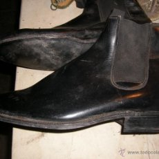 Militaria: GUARDIA CIVIL - ANTIGUOS BOTINES. Lote 47699614