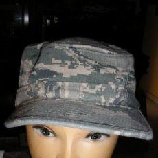 Militaria: US AIR FORCE. USAF. GORRO DE CAMUFLAJE DIGITAL. Lote 206450488