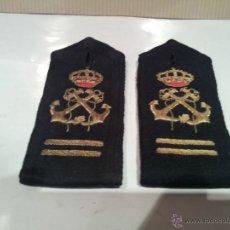 Militaria: GALONES DE GUARDAMARINAS DE LA ARMADA ESPAÑOLA BUEN ESTADO VER FOTOS. Lote 48040503