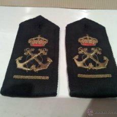 Militaria: GALONES DE GUARDAMARINAS DE LA ARMADA ESPAÑOLA BUEN ESTADO VER FOTOS. Lote 48040581