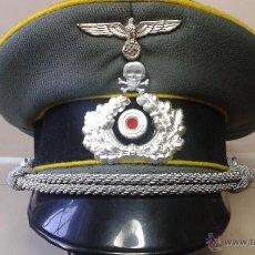 Militaria: GORRA OFICIAL ALEMAN CABALLERIA. Lote 48260689