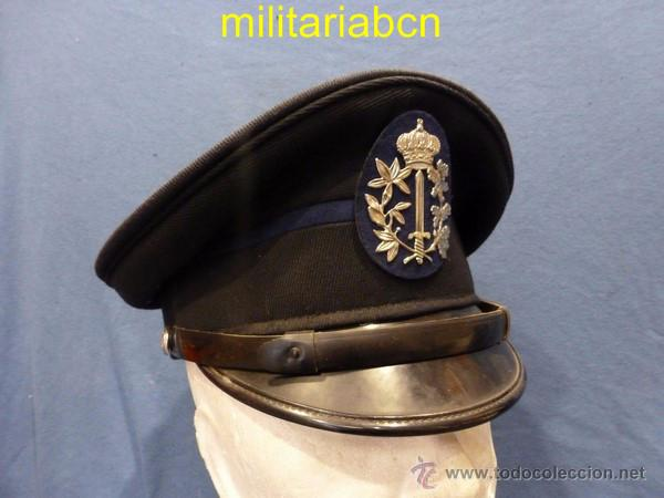 Belgium  Visor Cap of the National Police