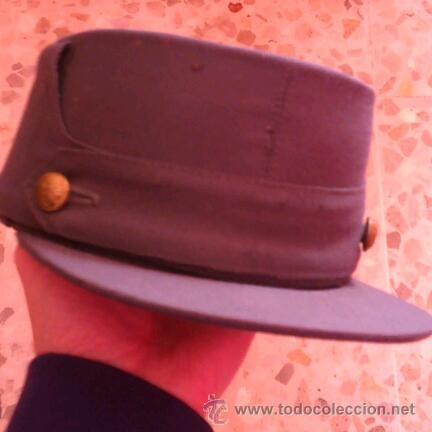 Militaria: gorra guardia civil - Foto 1 - 48407844