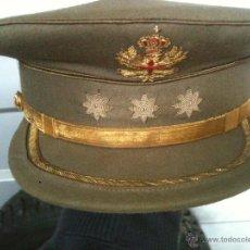 Militaria: GORRA MILITAR. Lote 48417115
