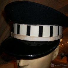 Militaria: POLICIA LOCAL - GORRA COMUNIDAD MADRID. Lote 48423936