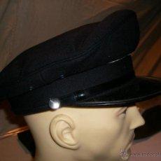 Militaria: POLICIA LOCAL - ANTIGUA GORRA. Lote 48424145