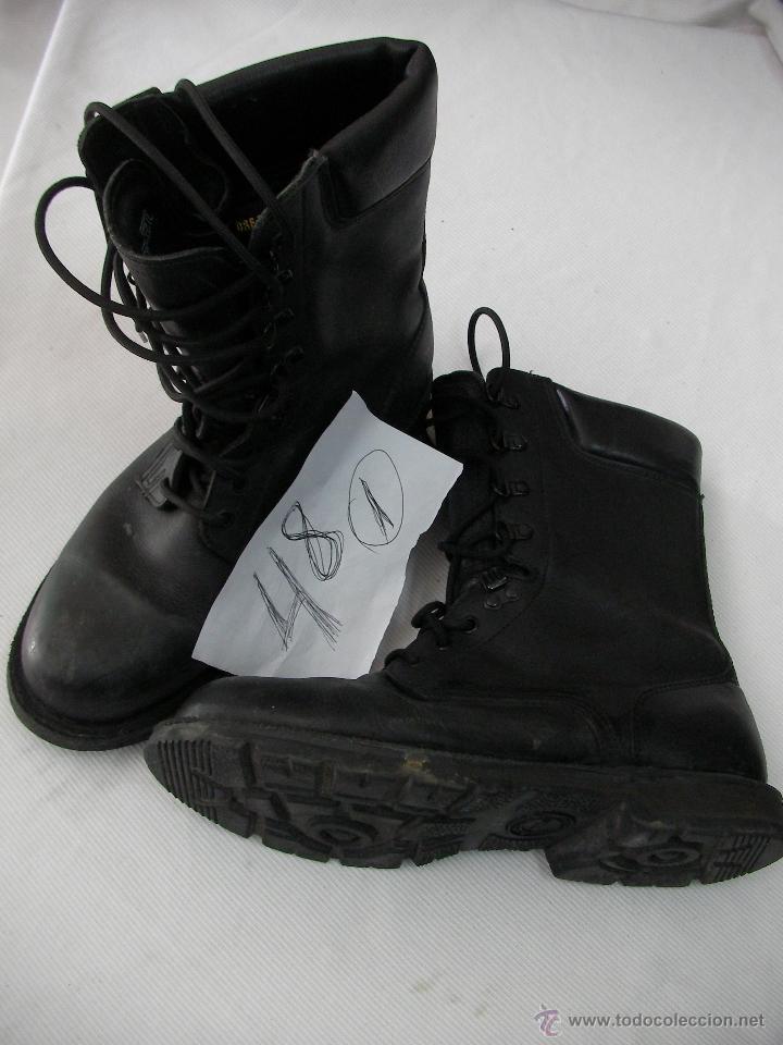BOTAS MILITARES ITURRI Nº 43 EN PERFECTO ESTADO (Militar - Botas y Calzado)