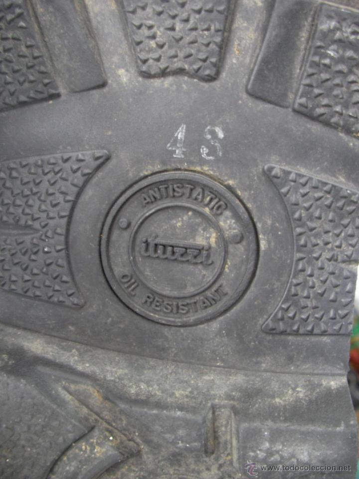 Militaria: BOTAS MILITARES ITURRI Nº 43 EN PERFECTO ESTADO - Foto 3 - 48703218