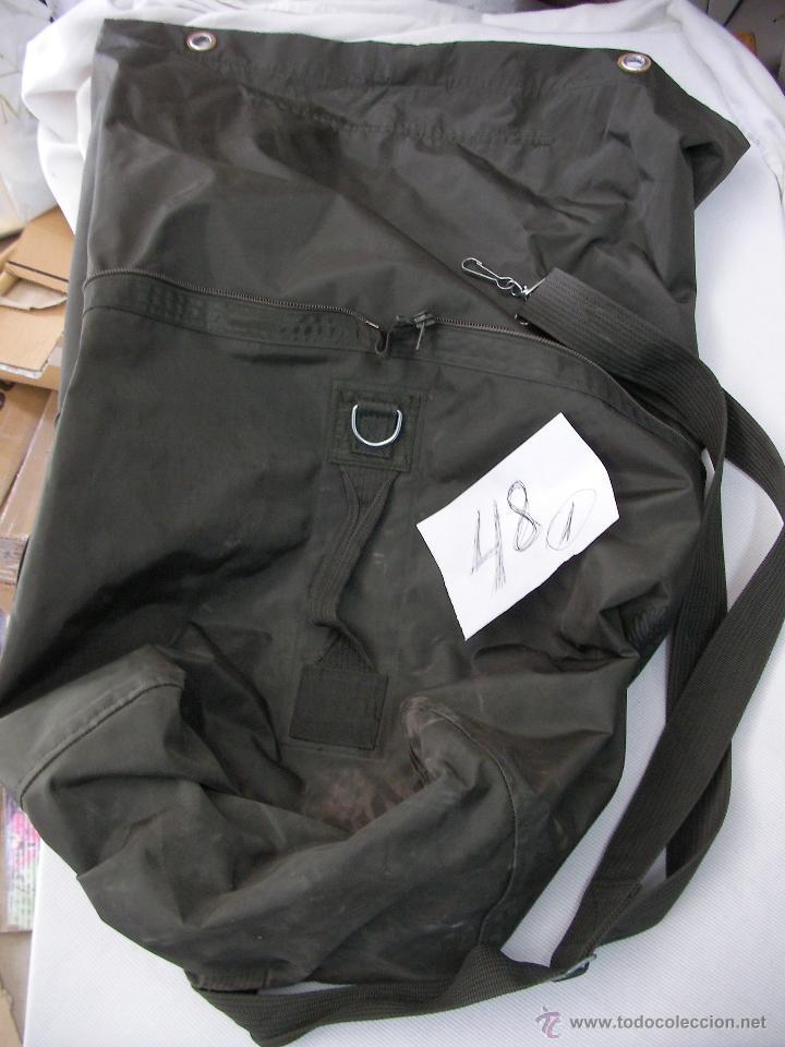 PETATE O MOCHILA MILITAR EN PERFECTO ESTADO (Militar - Otros relacionados con uniformes )