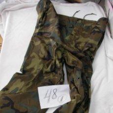 Militaria: PANTALON DE CAMPAÑA MILITAR DE CAMUFLAJE TALLA 4 DE POLIAMIDA - NUEVO SIN USAR . Lote 48703417