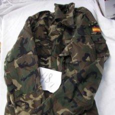 Militaria: CAMISOLA DE CAMPAÑA MILITAR DE CAMUFLAJE TALLA 3 - NUEVO SIN USAR . Lote 48703434