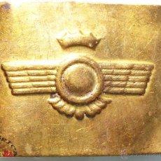 Militaria: HEBILLA AVIACIÓN. Lote 48723846