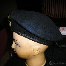 Militaria: ARMADA ESPAÑOLA. ANTIGUA BOINA DE UNIFORME. Lote 51726135