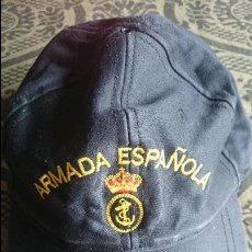 Militaria: GORRA INFANTERIA MARINA ESPAÑOLA. Lote 49009727