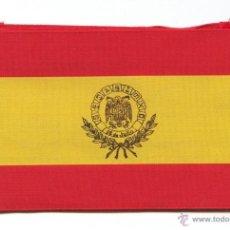 Militaria: BRAZALETE DE EX-COMBATIENTE DEL BANDO NACIONAL EN LA GUERRA CIVIL, NUMERADO Y DE BARCELONA.. Lote 49341360