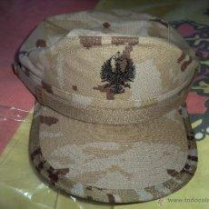 Militaria: GORRA ARIDO PIXELADO TALLA P-NUEVA. Lote 49487405