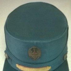 Militaria: GORRA GUARDIA CIVIL CABO PRIMERO MANUFACTURAS VALLE MADRID TALLA 54. Lote 49588864
