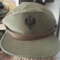 Militaria: GORRA DE FAENA TALLA 56. Lote 49615395