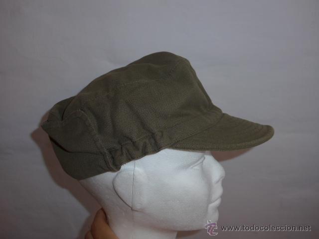 Militaria: Antigua gorra militar a identificar - Foto 4 - 49683053