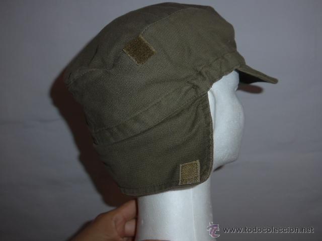 Militaria: Antigua gorra militar a identificar - Foto 5 - 49683053