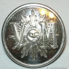 Militaria: BOTON VETERINARIA MILITAR REPUBLICA / GUERRA CIVIL. Lote 147890750