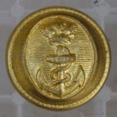 Militaria: BOTON ARMADA MARINA. Lote 49857713