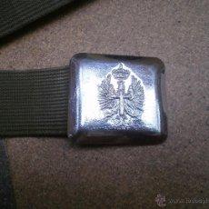 Militaria: CINTURÓN VERDE PASEO DEL EJÉRCITO ESPAÑOL.. Lote 49999681