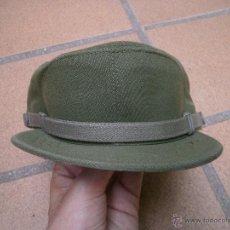 Militaria: GORRILLA DE FAENA DEL EJÉRCITO ESPAÑOL. M-82 OTAN. Lote 50105909