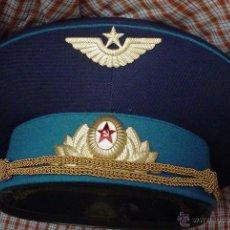 Militaria: GORRA DEL EJERCITO SOVIETICO. Lote 50152484