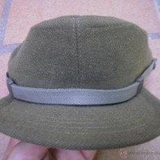 Militaria: GORRILLA DE FAENA DEL EJÉRCITO ESPAÑOL. M-67 ALTA MONTAÑA. Lote 50201609