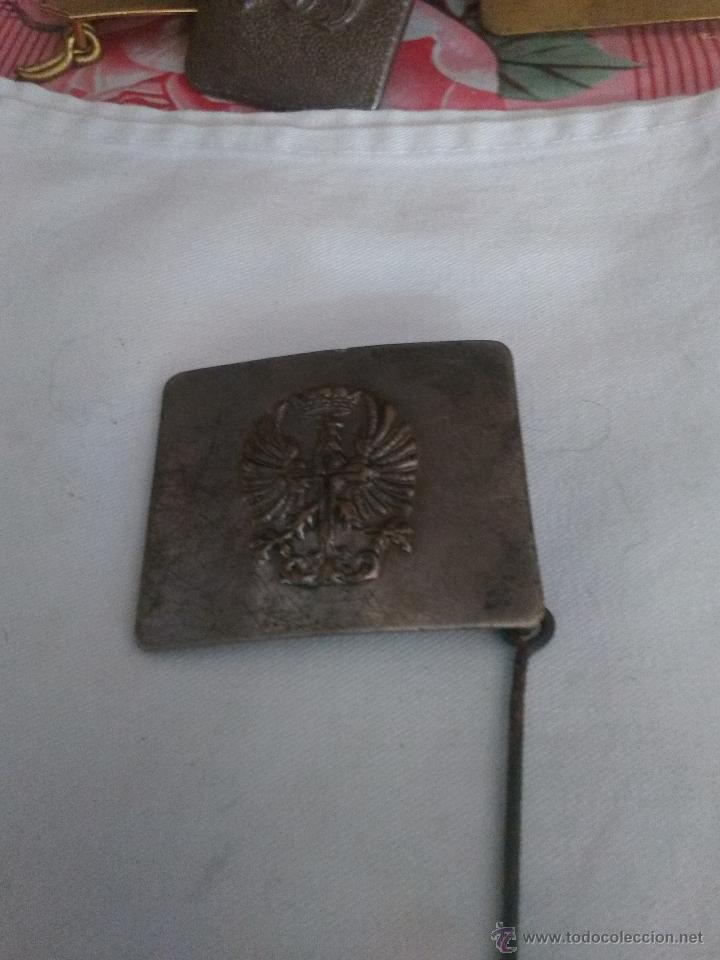 HEBILLA (Militar - Cinturones y Hebillas )