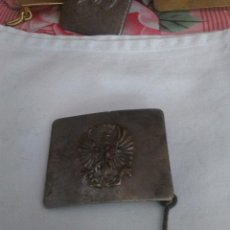 Militaria: HEBILLA. Lote 50312553