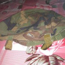 Militaria: FUNDA PARA CASCO. Lote 50675252