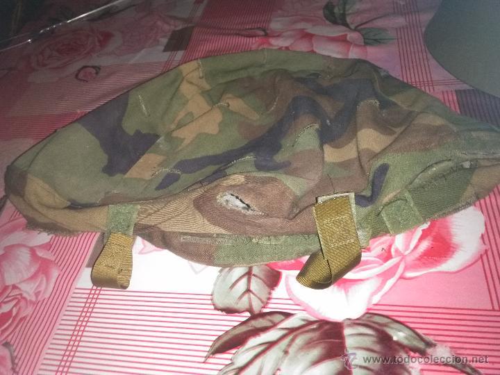 Militaria: funda para casco - Foto 2 - 50675252