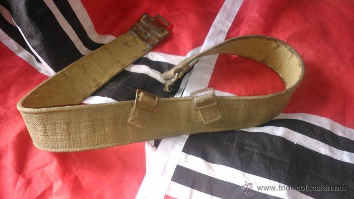 CINTURON BRITANICO 2 GM (Militar - Cinturones y Hebillas )