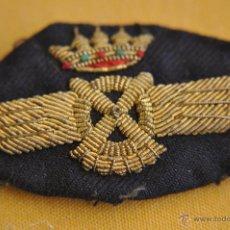 Militaria: AVIACION. ROKISKI DE PILOTO, BORDADO. Lote 50889197