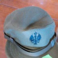 Militaria: GORRA DE LAS TROPAS DE MONTAÑA, VARIANTE, TALLA 59. Lote 50916791