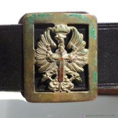 Militaria: CINTURON DE OFICIAL 127 CM. Lote 51000890