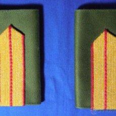 Militaria: HOMBRERAS DE BRIGADA. Lote 51003039