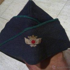 Militaria: GORRO DE AVIACION EPOCA DE FRANCO. Lote 51034515