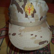 Militaria: GORRA ARIDO PIXELADO TALLA P. Lote 51093302