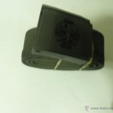 Militaria: CINTURON MILITAR DE INSTRUCCION , AÑOS 90 MIMETIZADO, NUEVO. Lote 92918234