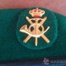 Militaria: BOINA CAZADORES DE MONTAÑA. Lote 51142337