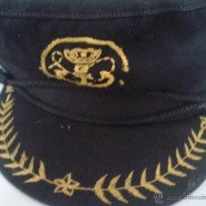 Militaria: GORRA DE MARINA. Lote 51241651