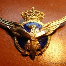 Militaria: EMBLEMA DE PILOTO DE AVIACION COMERCIAL. Lote 99998458