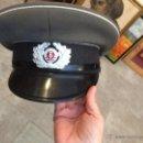 Militaria: GORRA RDA. Lote 51429302