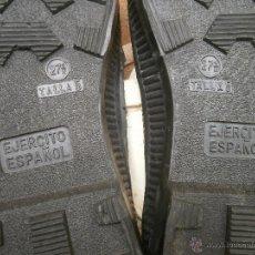 Militaria: BOTA ALPARGATAS DEL EJÉRCITO ESPAÑOL. GUERRA SIDI IFNI. Lote 51438904